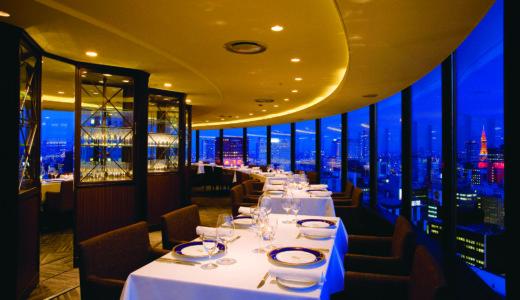 北海道×京都「回転展望レストラン」共同企画 北海道・京都の食材を用いた特別料理をリレー形式で