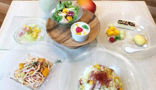 需要が落ち込む国産果実をホテルが応援  センチュリーロイヤルホテルがメロン、マンゴーを使った新メニューを提供開始