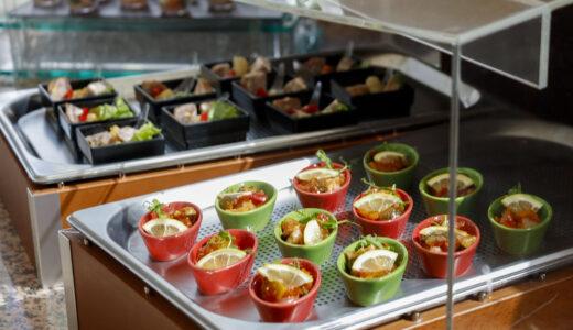 札幌プリンスホテルのランチブッフェが営業再開 新スタイルの「サラダバー」も登場