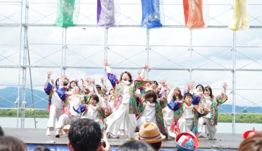 【※7月12日更新】北海道・砂川で「THE祭」2年ぶりに開催 夜のスペシャルステージも