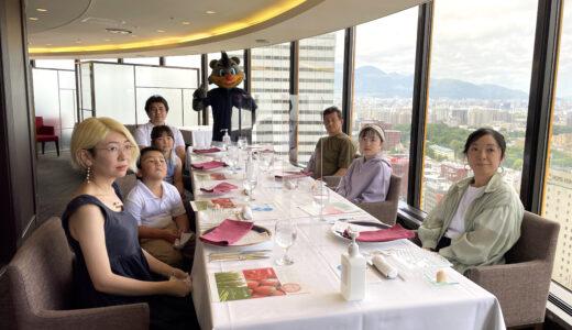 センチュリーロイヤルホテルが浦河町「夏いちごレシピコンテスト」受賞者招き、ホテル流アレンジレシピ試食会開催