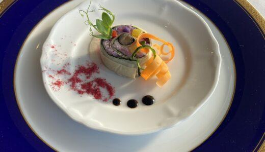 北海道×京都「回転レストラン」共同企画 回転レストランイメージした「食前のお愉しみ」を提供