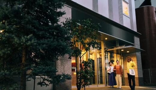 札幌すすきのに「OMO3 札幌すすきの」が今冬開業 コンセプトは「幸せな夜更かし」